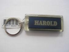 """HAROLD Key Chain Solar 2.5""""x1  Blinks NOS"""