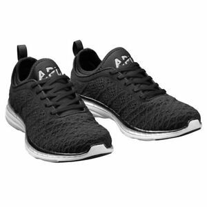 Athletic Propulsion Labs Lululemon Womens TechLoom Phantom Shoe Black/MTL Silver