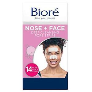 Biore 14 ct Facial Treatments *SEALED*