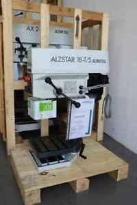 ALZMETALL Alzstar 18-T/S Tischbohrmaschine