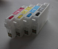 CARTUCCE REFILL Set Epson Expression Home 29 XL t2991 t2992 t2993 t2994 non OEM