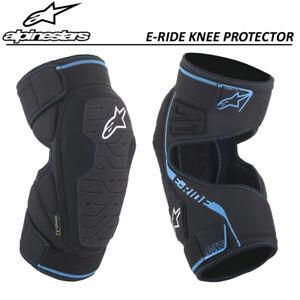 1651121 Alpinestars E-RIDE KNEE PROTECTOR Mountain Biking MTB Guards Pads
