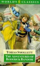 The Adventures of Roderick Random by Tobias George Smollett