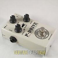 "AMT Electronics ""P-Drive"" - JFET distortion pedal (PE-1) - emulates Peavey 5150"