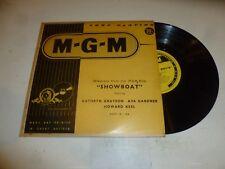 """SHOWBOAT - MGM 78 Vinyl 10"""" Vinyl Single"""