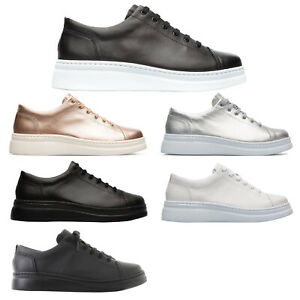 Camper Womens Trainers Runner Up K200508 Low-top Lace-up Sneakers Leather