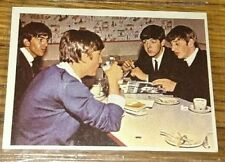BEATLES DIARY TRADING CARD #41A TOPPS 1964