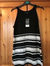 Ladies Knitted Strapped Top Size 8/12