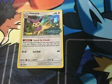 DELCATTY SM132 STAFF PROMO NEAR MINT POKEMON TRADING CARD GAME