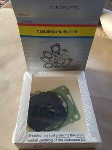 Carburetor Repair Kit Wells CK875 fits 1987 Nissan Pulsar NX 1.6L-L4 NOS