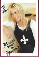 Joan Van Ark, Dallas Actress, Signed Photo, COA, UACC RD 036
