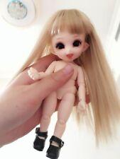 BJD pongpong 1/8 bjd doll tiny elf anime manga dollfie fairyland cute muñeca