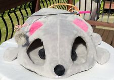 Plush Cat Cave/House for Cats/Kittens/Small Pets
