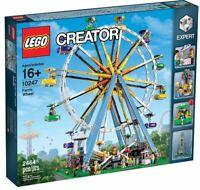 Lego 10247 Creator ☆ Ruota Panoramica ☆  16+ 2464pz ►NEW◄ ☆ORIGINALE☆ MISB 10247