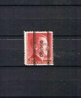 Osterreich 1945 Freimarke 695 II Hitler Aufdrucke ungebraucht/MLH