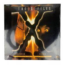 The X Files: Sueeze/Tooms Laserdisc SEALED Season 1 Episode 2, 20