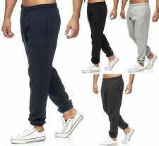 Traininghose Jogginghose Herren Jogger Freizeit Sweatpants Sporthose Baumwolle