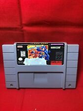 Mega Man 7 Super Nintendo SNES Game Cartridge Authentic CLEANED/TESTED RARE!!