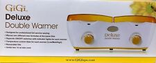 GiGi DELUXE Double Warmer  Professional Hair Removal System