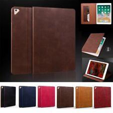 For iPad Mini 1234 Air 1/2 5th/6th Gen 9.7 Slim Flip Leather Smart Case Cover