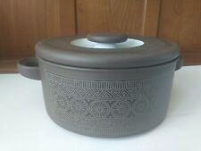 More details for vintage hornsea palatine lidded casserole dish twin handle 1976 vgc