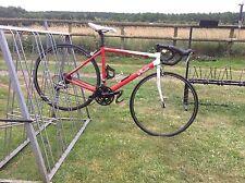 BTwin Road Bike 700 Wheels 54 Cms Aluminium 14 Flight Gears