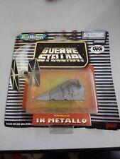 GUERRE STELLARI MICRO MACHINES STELLA IMPERIALE IN METALLO COD. 66260