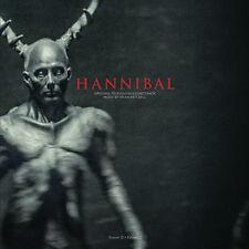 Brian Reitzell – Hannibal: Season 2 - Volume 1 OTS Black Vinyl LP 140gm NEW