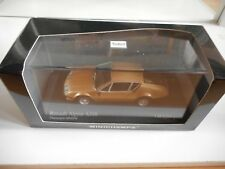 Minichamps Renault Alpine A310 in Champagne Metallic on 1:43 in Box