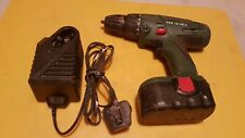 Bosch PSR18VE-2 cordless drill driver 18v w/ battery & charger