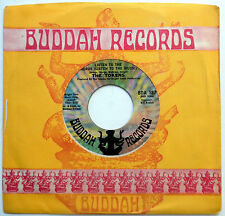 THE TOKENS 45 Listen To The Words / Groovin On The Sunshine VG++ Pop PSYCH e1192