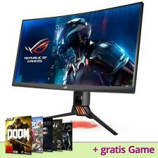 "ASUS ROG PG27VQ 27"" Zoll Curved Gaming Monitor WQHD 2560x1440 1ms 165Hz G-SYNC"