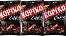 SET OF 3 BAGS Kopiko Coffee Candy 120g 4.23 oz each (30 pcs per = 90 total)