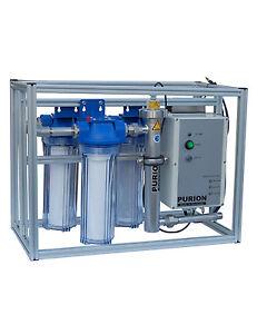 PURION MAX active 12V All in One Reinigung von Wasser mit UV und Pumpe