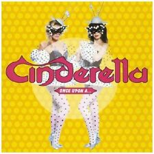 Cinderella Once Upon A...CD NEW SEALED 1997 Metal