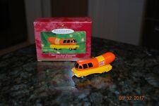 Hallmark Keepsake 2000 2001 Oscar Mayer Wienermobile Magic music Xmas Ornament