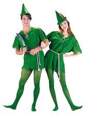 Costumi e travestimenti verde vestito per carnevale e teatro unisex