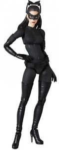DC The Dark Knight Rises MAFEX Selina Kyle Catwoman Action Figure [1.0 Version]