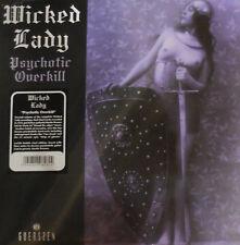 WICKED LADY psychotic overkill Foldout Sleeve 2LP NEU OVP/Sealed