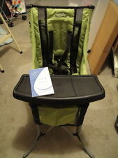 EXTREMELY RARE AND SO HANDY!! EVENFLO BABY GO HIGH CHAIR TRAVEL