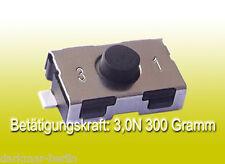 Taster/Mikroschalter 3N, Fernbedienung Funkschlüssel Opel Vectra, Corsa, Meriva