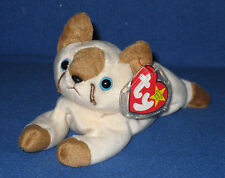 TY SNIP the CAT BEANIE BABY - MINT with MINT TAGS