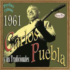 CARLOS PUEBLA Perlas Cubanas CD #6/120 Son Guajira CUBAN Revolución Cantautor