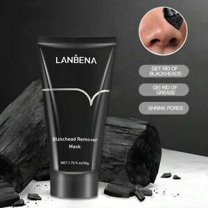 Purifying Blackhead Remover Deep Cleansing Acne Peel Black Mud Face Mask