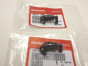 Genuine OEM Honda Windshield Washer Hood Nozzle Set 1990-1997 Civic CRX and More