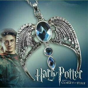 Harry Potter Deathly Hallows Ravenclaw crown necklace  horcrux
