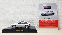 1/64 Kyosho HONDA CR-X WHITE CIVIC diecast car model