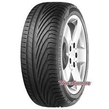 KIT 4 PZ PNEUMATICI GOMME UNIROYAL RAINSPORT 3 195/55R15 85V  TL ESTIVO