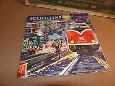 MARKLIN - Catalogo generale ITALIANO del 1962/63 -Ottimo stato-