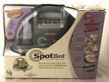 BISSELL SpotBot Portable Shampoo Carpet Cleaner~Stain Lifter~Model 1200~NEW